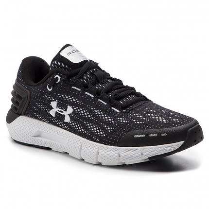 Кроссовки Under Armour Charged Rogue Black/White, фото 2