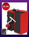 Пелетний котел KRAFT F 20 кВт, фото 3
