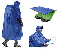 Дождевик пончо Sea to Summit Nylon Tarp-Poncho
