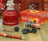 9010099 Уголь для кальяна Arabika 10 таблеток
