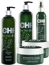 CHI Tea Tree Oil - ЧІ Масло Чайного дерева Система глибокого очищення чутливої шкіри голови
