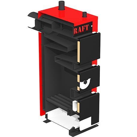 Твердотопливный котел Kraft E 12 кВт