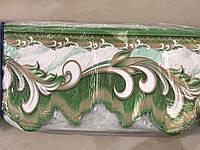 Кайма рублена для шпарел в асортименті (зелена) 12 см