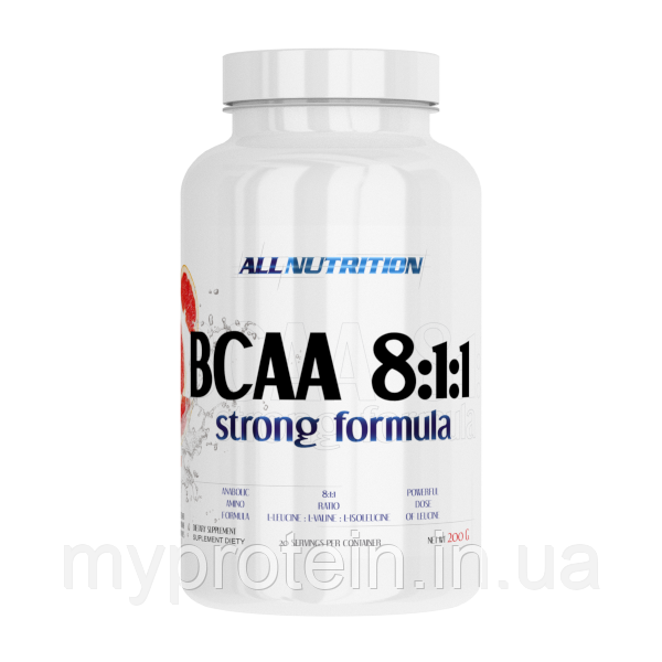 All Nutrition BCAA BCAA 8:1:1 (400 g )