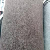 Флок  Аляска мебельный ширина 150 см цвет коричневый, фото 1