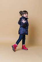 Детская куртка для девочки Верхняя одежда для девочек Artigli Италия A03598