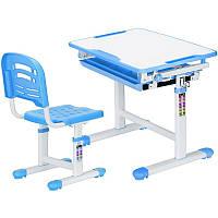 Комплект парта и стульчик Evo-kids Evo-06 Blue