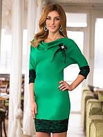 С чем носить платье прямого покроя?
