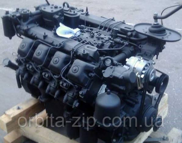 740.1000400 Двигатель КАМАЗ 740.10-210 ЕВРО 0 (210л.с.) с оборуд. в сборе (пр-во КамАЗ)
