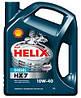 Масло моторное полусинтетика Shell (Шел) 10W-40 Helix Diesel HX7 4л.