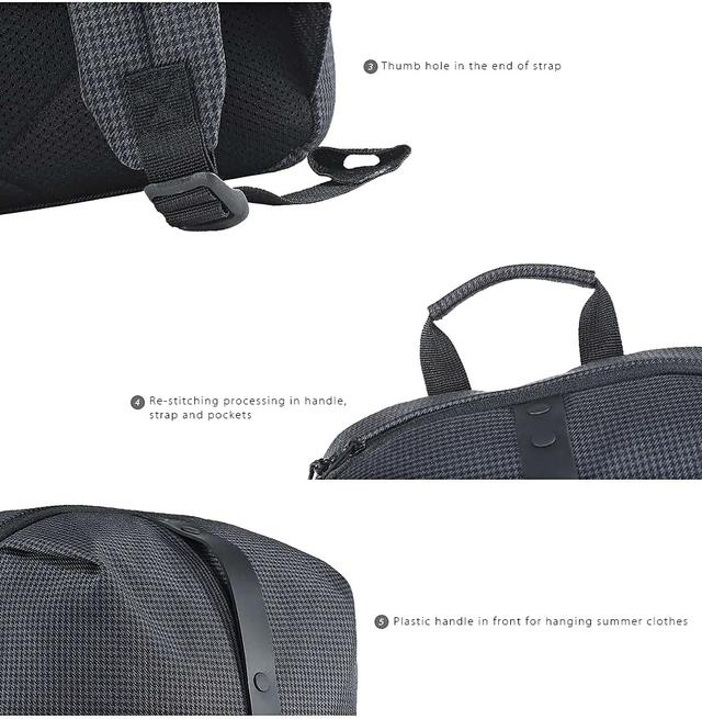 Рюкзак Xiaomi College Style Leisure Backpack 20L Черный - Black