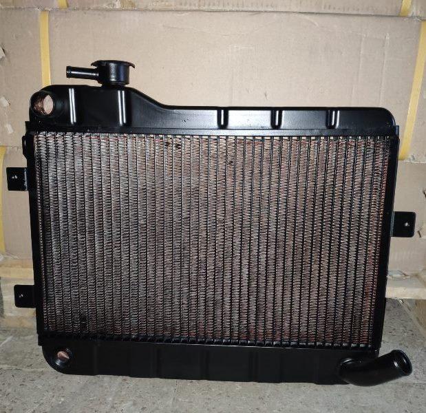 Радиатор охлаждения ВАЗ 2103 медный двух рядный пр-во Иран Радиатор