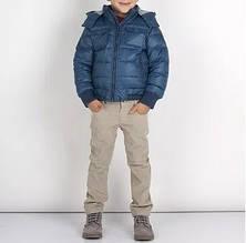 Детская куртка для мальчика BRUMS Италия 133BFAA002 Синий