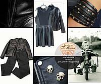 Детская куртка для девочки Верхняя одежда для девочек SILVIAN HEACH Италия RJJI6078PI Черный