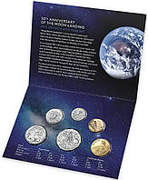 Австралия 2019. Официальный годовой набор. Высадка на Луну
