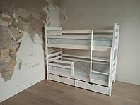 Кровать детская двухъярусная Каролина