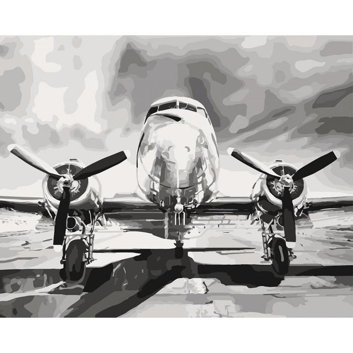 Картина по номерам Мрія про висоту, 40x50 см., Идейка