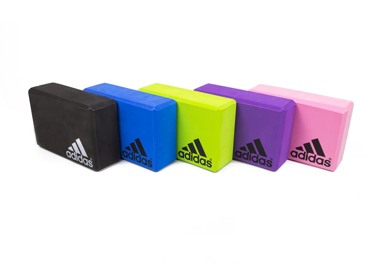 Блок для йоги Adidas