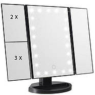 Зеркало Superstar Magnifying Mirror для макияжа с LED-подсветкой, фото 6
