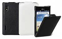 Чехол для LG Optimus L5 Dual E615 - Vetti Craft Normal Series