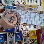 Кінезіо Тейп білосніжка 5м 5см Кинезио тейп белоснежка тейпи тейпы kinesio tape, фото 2