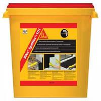Sika® Igolflex®-101 - Однокомпонентное, тонкослойное, битумное покрытие для фундаментов, 32 кг