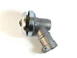 Редуктор нижний для штанги 26 мм под вал на 9 зубов бензокосы №10003