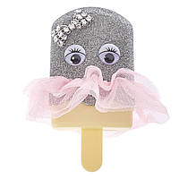 Набор Детский Claire's Косметика Блеск Тени Румяна Форма Pucker Pops Мороженое