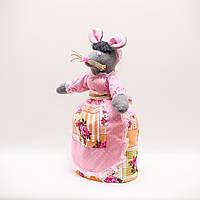 Мышка Vikamade на заварочный чайник., фото 1