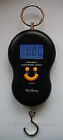 Кантерный безмен электронный цифровой WeiHeng до 40 кг.