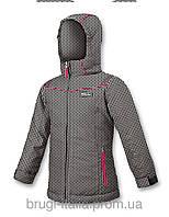 Детская куртка для девочки Верхняя одежда для девочек BRUGI Италия J214