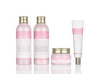 Набор косметики с коллагеном Eunyul Collagen Intensive Facial Care Skin Care Set 4 предмета
