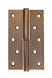 Завіса для дверей врізна h-100 мм L Gavroche (в асортименті), фото 5