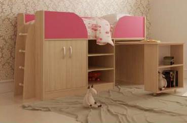 Кровать Пумба (Лион)