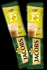 Кавовий напій Jacobs 3 in 1 Amaretto 24 х 12 м