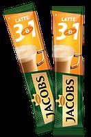 Кофейный напиток Jacobs 3 in 1 Latte 24 x 12 г