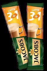 Кавовий напій Jacobs 3 in 1 Latte 24 х 12 м