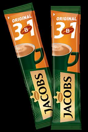 Кофейный напиток Jacobs 3 in 1 Original 24 x 12 г