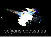 Люстра потолочная детская самолет 3073/4, фото 5