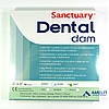 Платки для коффердама с ментолом Sanctuary Dental Dam, 36шт./упак.
