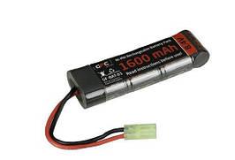 Аккумулятор NiMH 8,4V 1600mAh [GFC Energy] (для страйкбола)