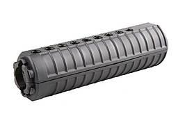 Chwyt przedni AR15 Mid length - black [IMI Defense]