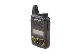 Ręczna, dwukanałowa radiostacja BF-T1 - 0,5-1W [Baofeng]