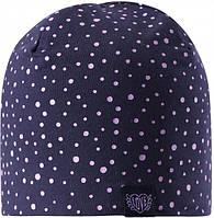 Демисезонная шапка для девочки Lassie by Reima Sani 728761-6951. Размеры 46/48, 50/52 и 54/56., фото 1