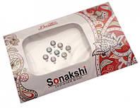"""9080030 Комплект наклеек на лицо или на ногти """"Sonakshi Bindi"""" №69"""