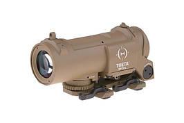Luneta 1/4x32F - tan [Theta Optics] (для страйкбола)
