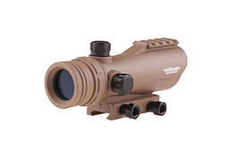 Kolimator V Tactical Red Dot Sight RDA30 - tan [Valken] (для страйкбола)