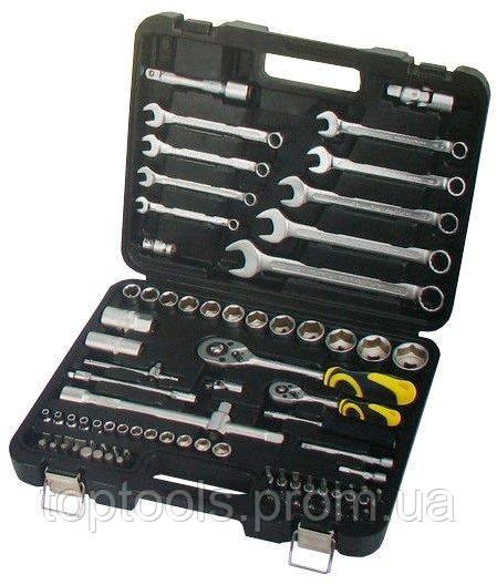 Профессиональный набор инструмента Сталь 82 предмета