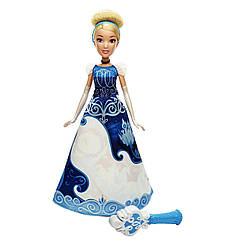 Игровой набор Disney Princess Волшебный наряд Золушка Cinderella's Magical Story Skirt