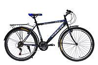 """Велосипед Oskar 26""""GTX черно-синий"""